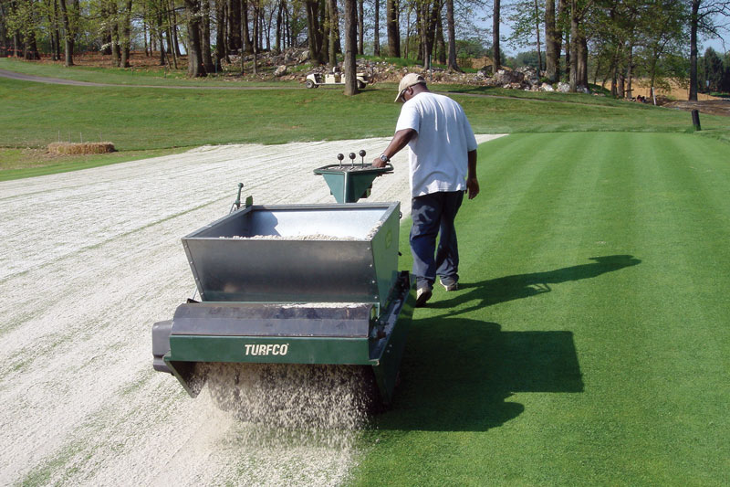 Turfgrass maintenance budget