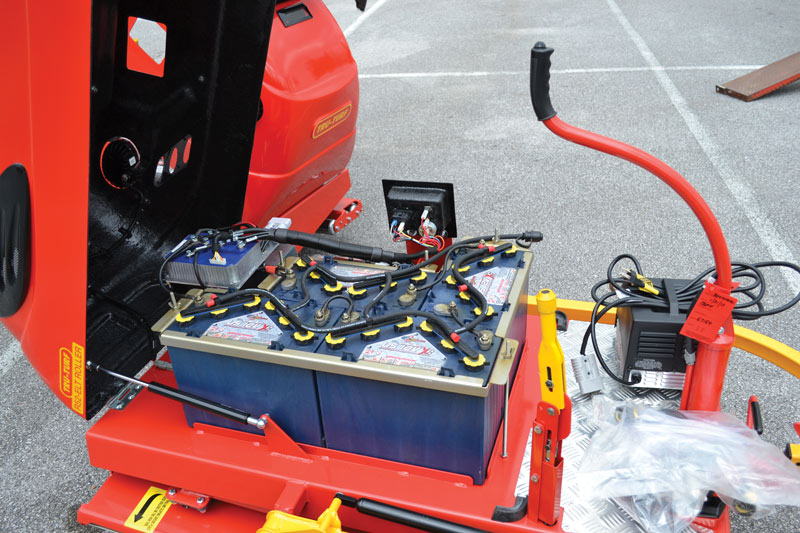 Lead-acid battery system