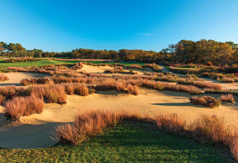 Martha's Vineyard golf course