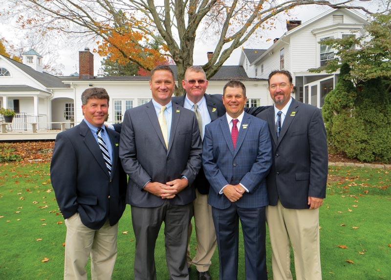 Connecticut golf course superintendents