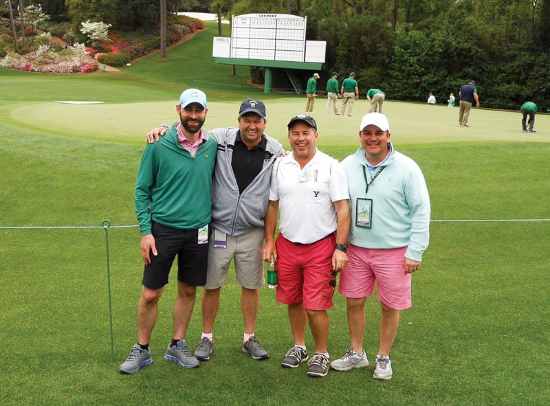 Masters golf course superintendents