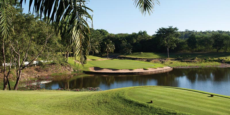 Panorama Golf Club Thailand