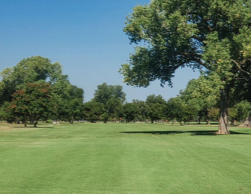Hutchinson Kansas golf