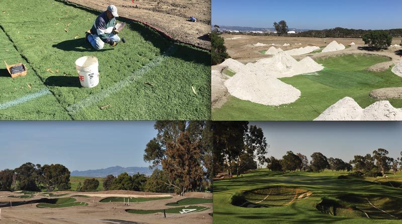 Corica Park South Course renovation