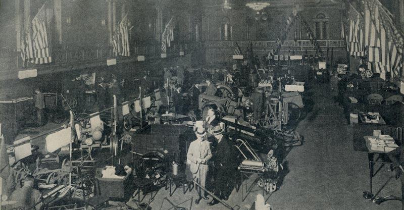 1929 GCSAA trade show