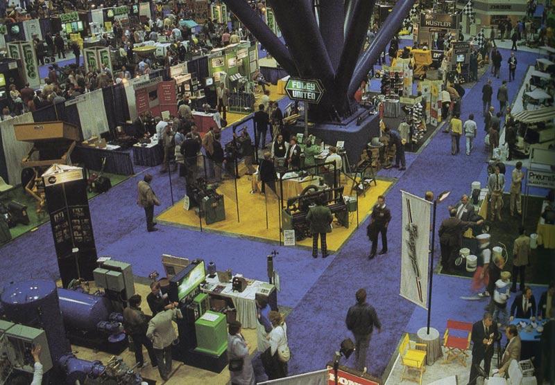 1989 GCSAA trade show
