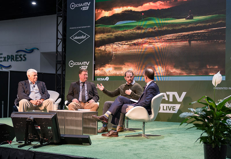 Golf Industry Show education