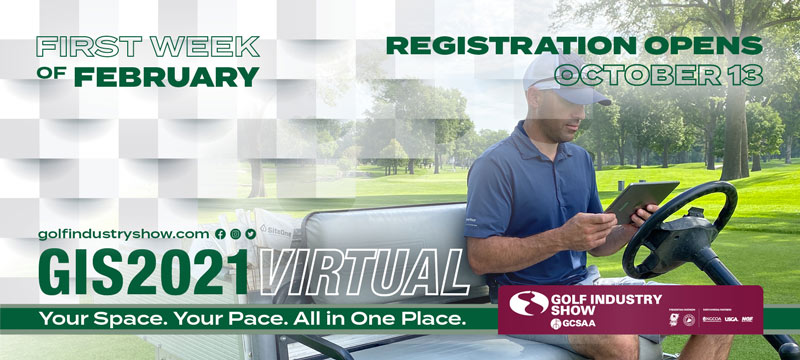2021 Golf Industry Show