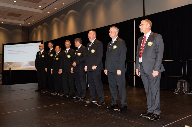 GCSAA Board of Directors