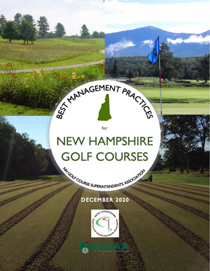 New Hampshire golf courses