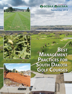 South Dakota golf courses