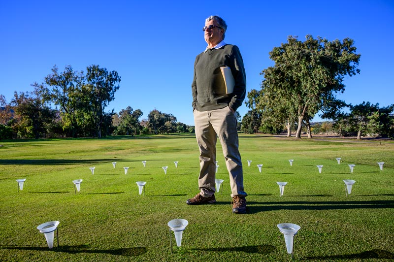 Michael Huck golf