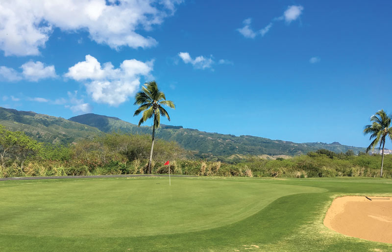 Waiehu Golf Course