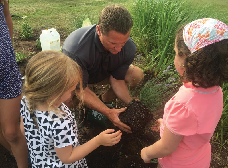 Children pollinator workshop