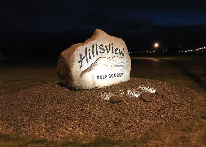 Hillsview Golf Course Pierre