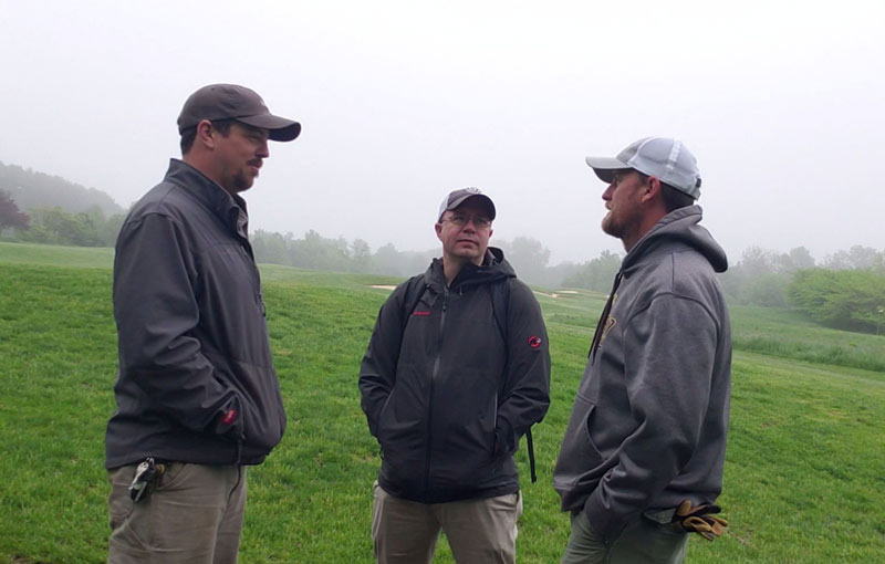 Turfgrass industry cooperation