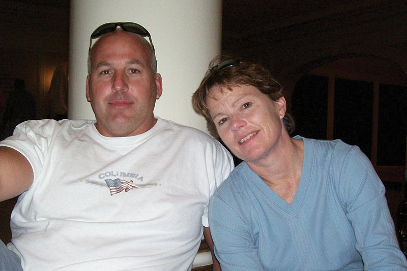 Greg and Mary Boyle