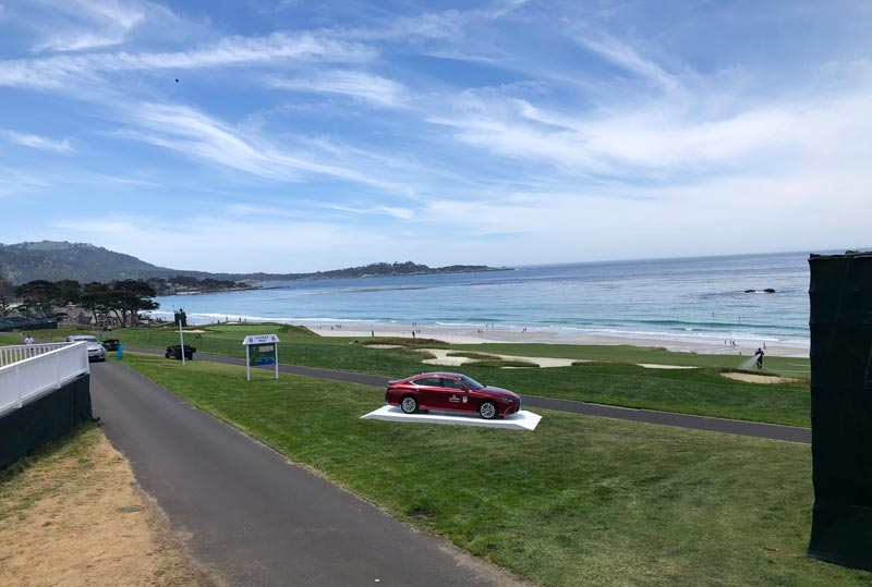 Pebble Beach US Open