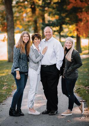 John Fulling family
