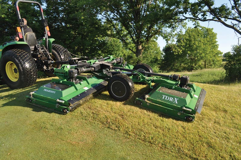 Progressive Turf Equipment Mower