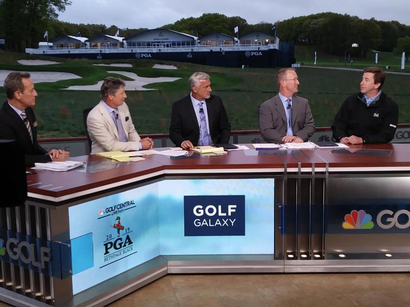 Golf Channel Bethpage