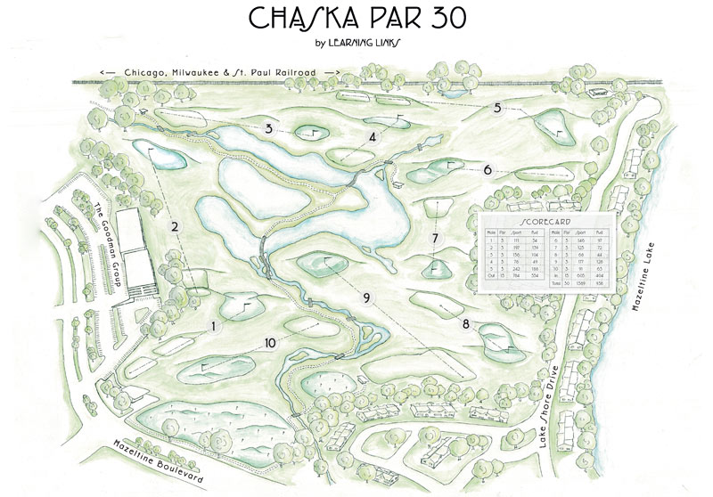Chaska Par 30 renovation