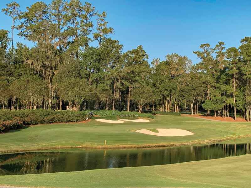 Golden Ocala golf