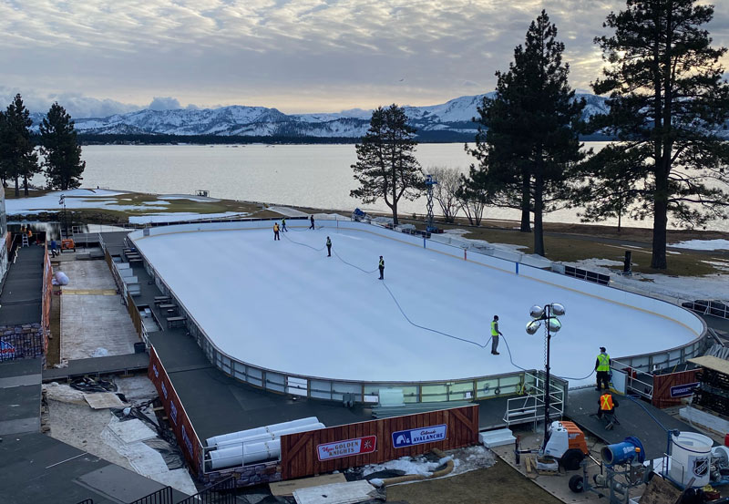 NHL Lake Tahoe