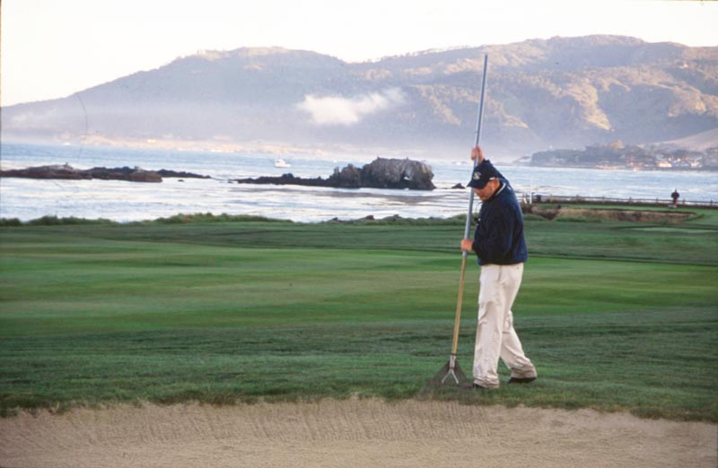 Pebble Beach US Open 2000