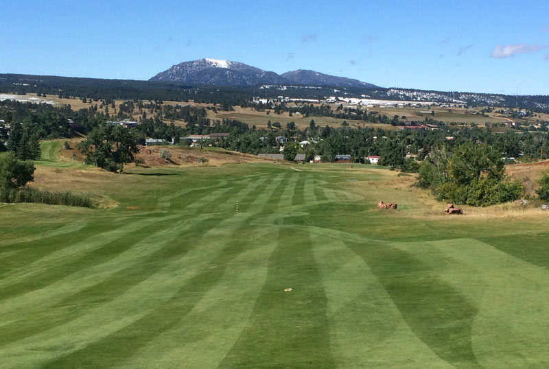 Spearfish Canyon Golf Club