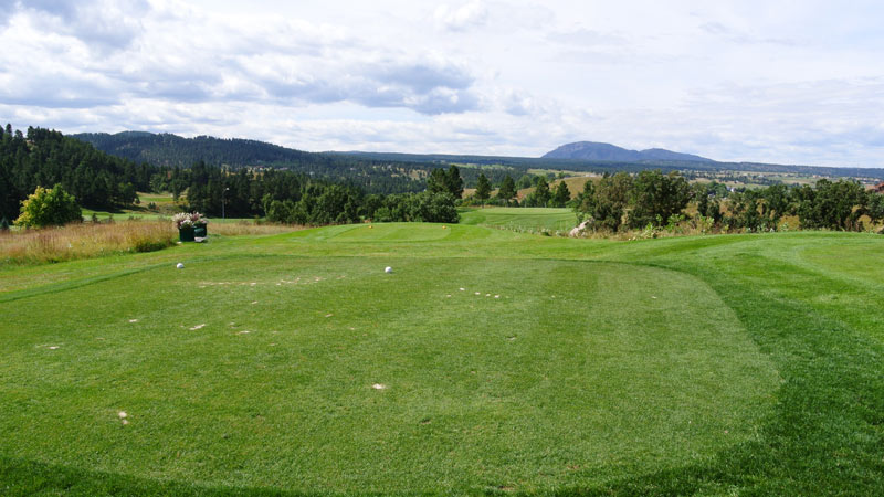 Spearfish Canyon golf